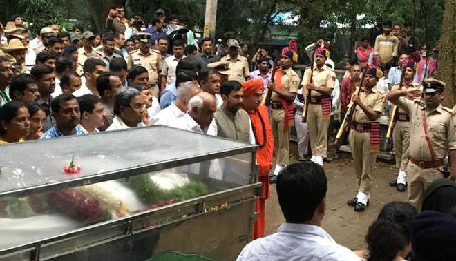 Image result for Smriti, PCI condemn Gauri Lankesh killing, Information and Broadcasting Minister