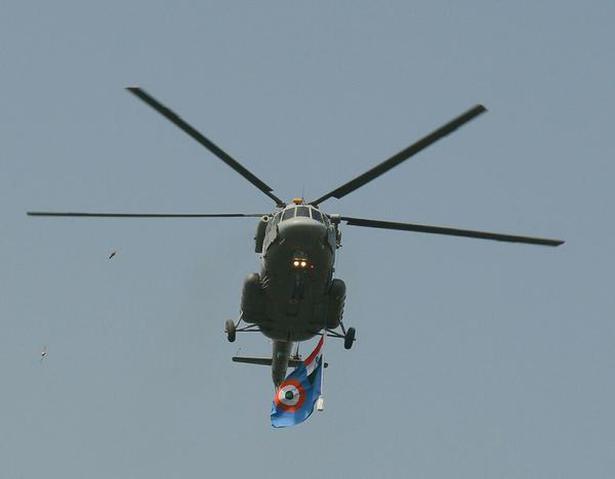 फ्लाई पास्ट मार्शल अर्जन सिंह अंतिम विदाई