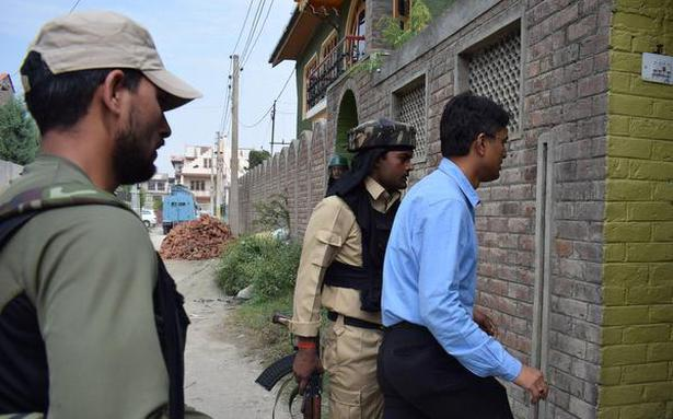 Kashmir terror funding: 2 accused give confessional statements