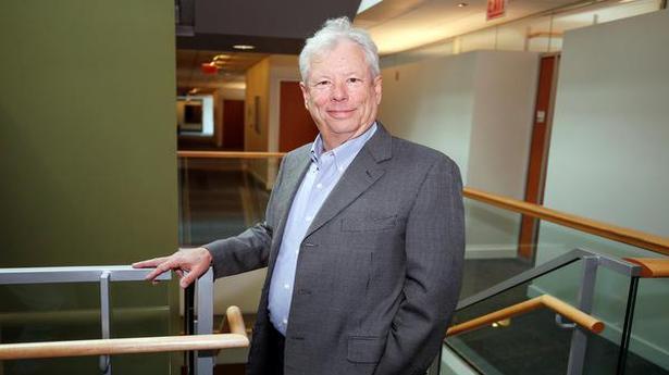 Richard Thaler, 2017 Economics Nobel Prize winner, supported demonetisation