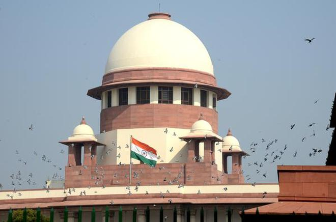 A View Of The NSupreme Court India