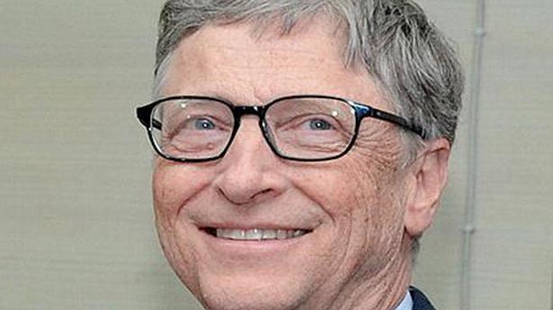 Rajnath asks Bill Gates to adopt 1,000 Maoist-hit villages