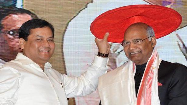 China condemns Kovind's Arunachal trip