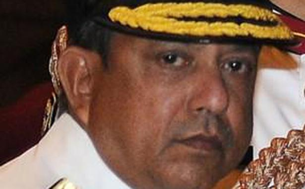 Appeal filed in Navy nepotism case