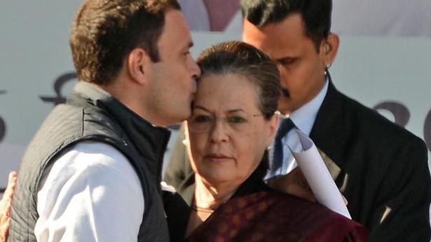 Politics today used to crush people: Rahul Gandhi