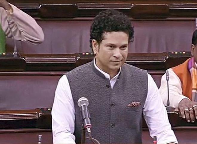 Image result for sACHIN Tendulkar MP Pic