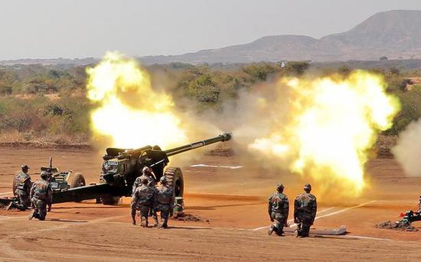 Artillery Gun Dhanush S Induction Into Army Delayed The