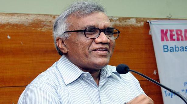Professor Gopal Guru appointed Editor of EPW
