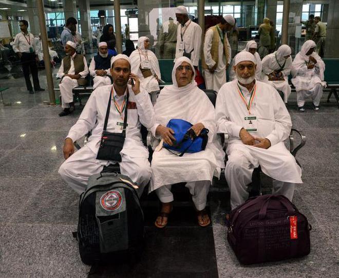 Haj policy is not discriminatory, Centre tells SC