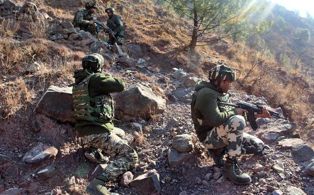 Seven Pakistani soldiers kille