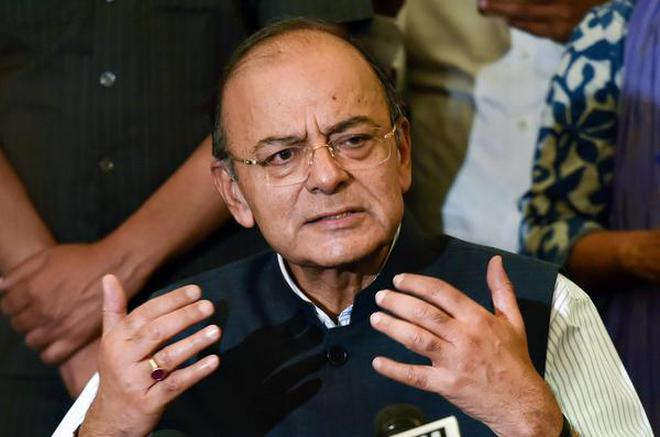 Will Finance Minister Arun Jaitley explain centre stand on SCS for AP?