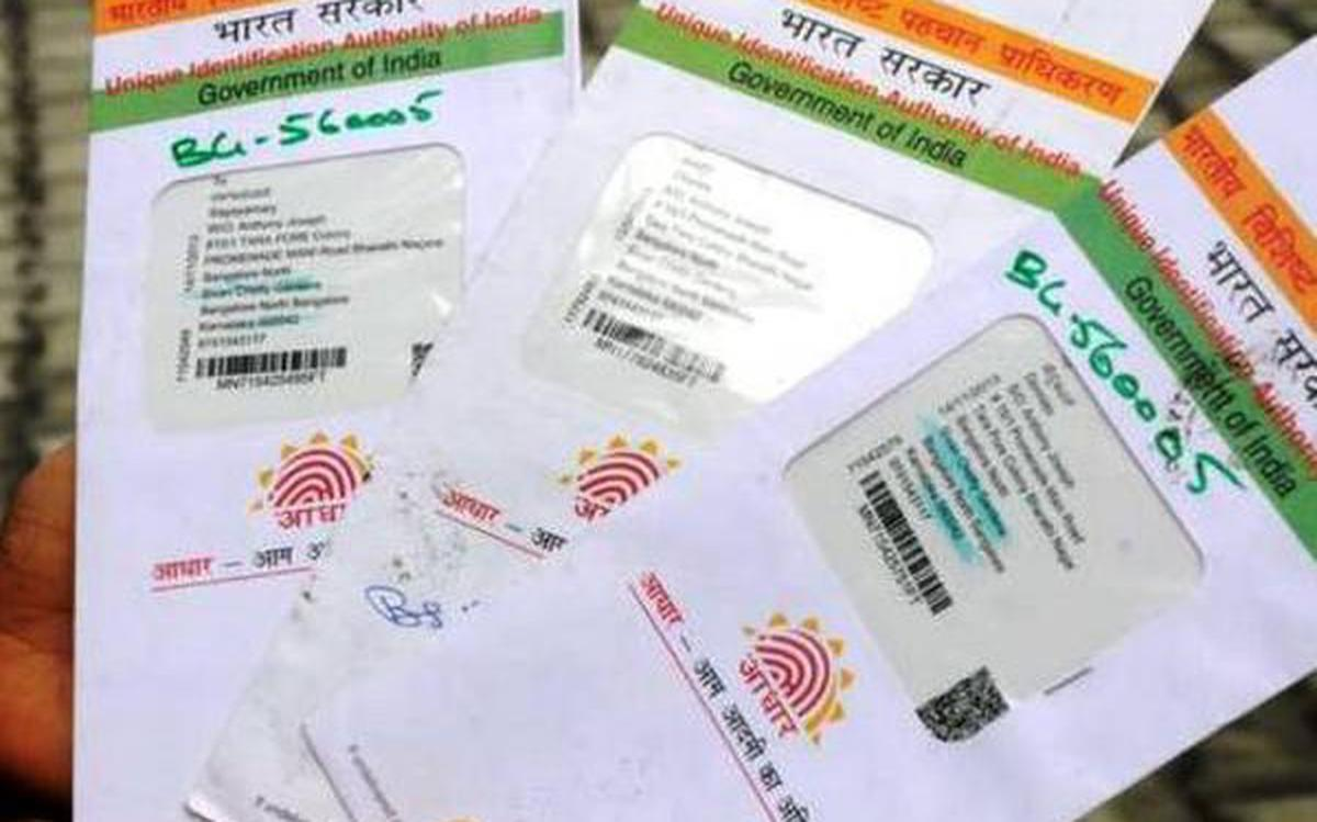 SC questions government's justification for passing Aadhaar