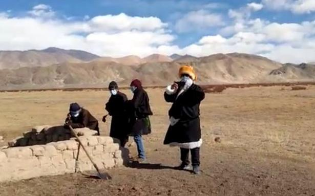 Chinese using Indian roads to trespass, say Ladakh villagers