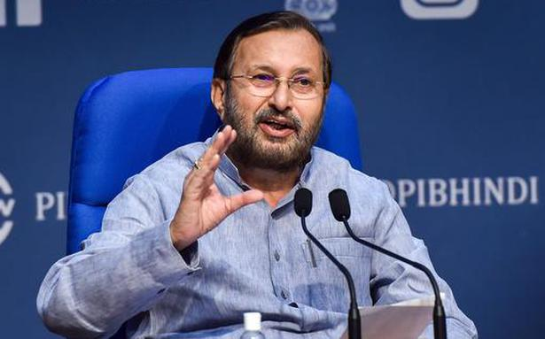 Pollution problem can't be resolved in a day, continuous efforts needed, says Prakash Javadekar