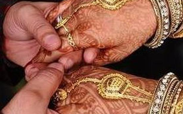 U.P. inter-faith wedding | Will seek magistrate's nod, says groom