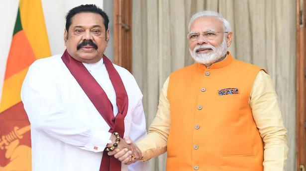 Looking forward to jointly reviewing our bilateral ties: PM Modi to Mahinda Rajapaksa
