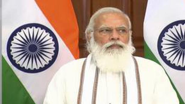PM Modi launches digital fee resolution e-RUPI