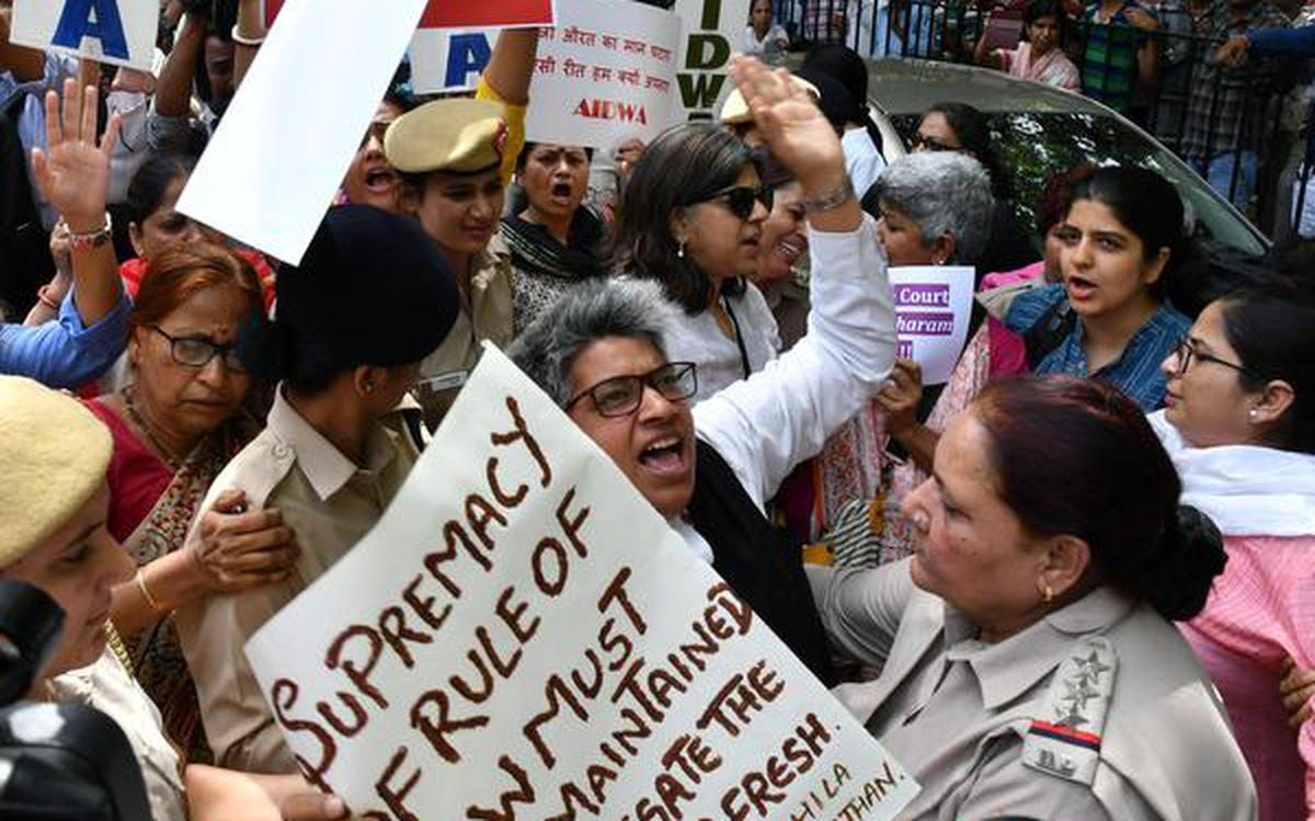 CJI sexual harassment case: Have a right to copy of Bobde ...