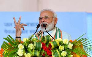 LNG deal to kick-start Modi's U.S. visit