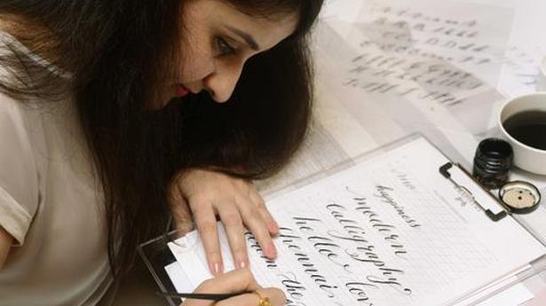 Watch | India's new-age Instagram calligraphers