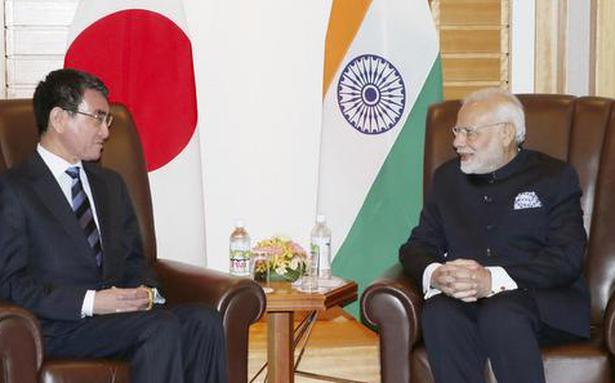 QnA VBage Modi in Japan: India going through massive transformative phase, says Prime Minister