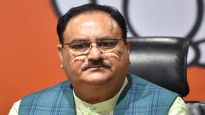 BJP begins exercise for electing president, J.P. Nadda set for top post