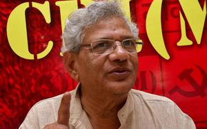 "Govt. against ""thinkers"", fosters atmosphere which destroys critical thinking: Sitaram Yechury"