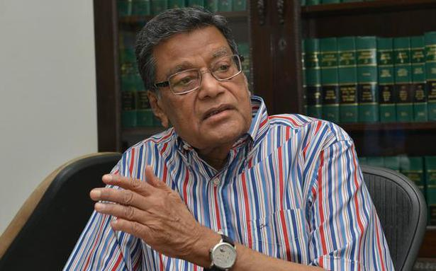 Crisis in SC seems to be unresolved, says Attorney General Venugopal