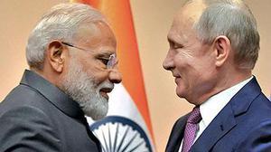 Vladimir Putin-Narendra Modi bilateral meeting set to focus on trade ties