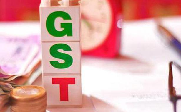 Signs of recovery, says Centre as GST inflows cross ₹1 lakh crore