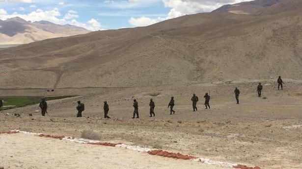 Toughen stand on border standoff: Amarinder Singh