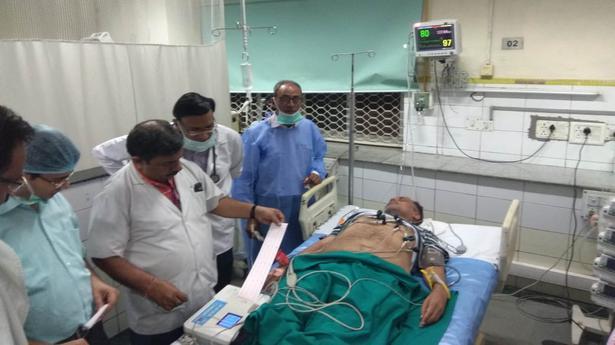 Delhi Health Minister Satyendar Jain still in hospital, stable