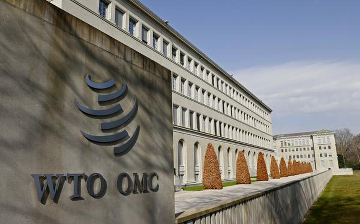 Govt. Appoints Aashish Chandorkar As Director At India'S Wto Mission - The  Hindu