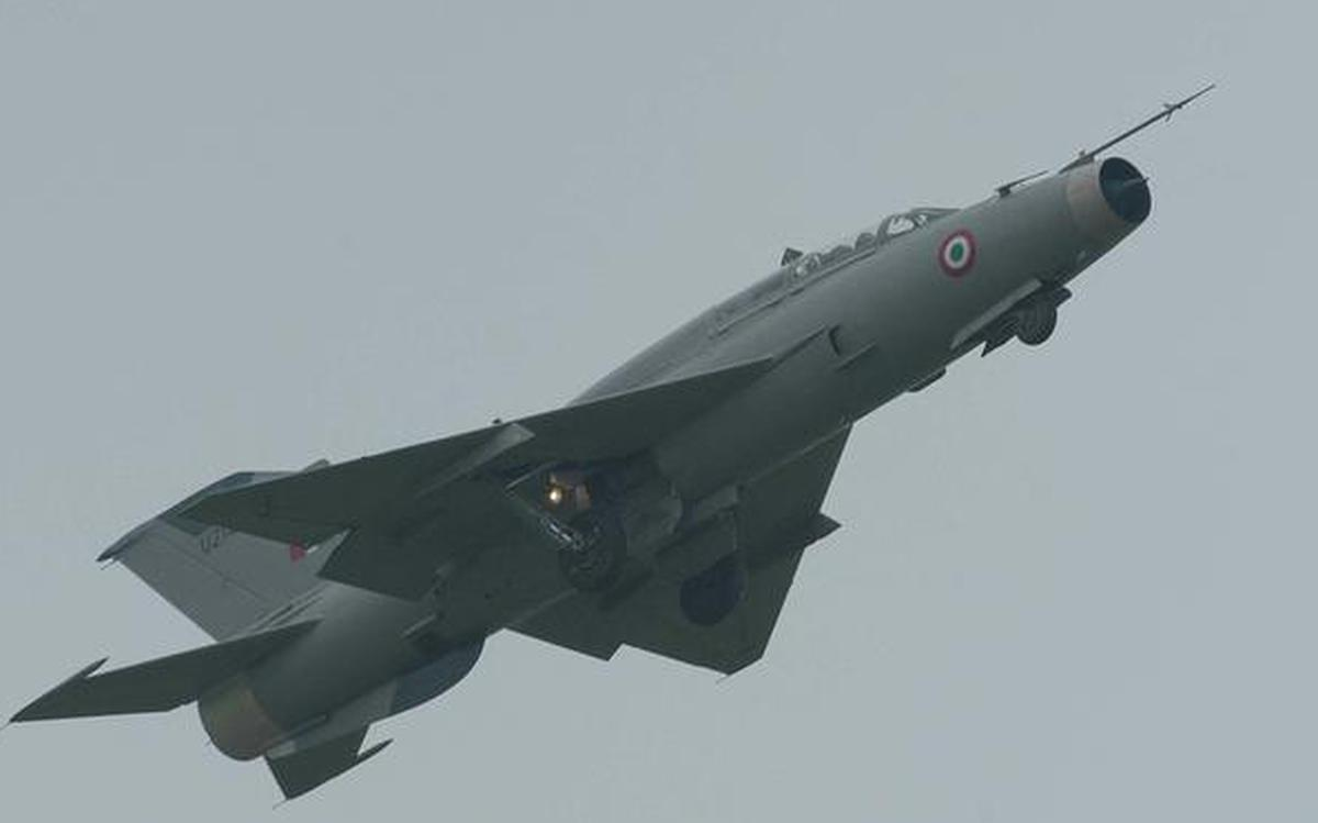 India to gift Mig-21 fighter jets to Russia - The Hindu