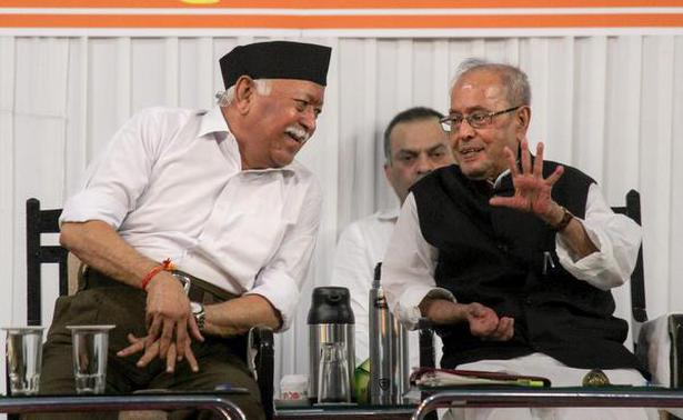 Image result for Any attempt to define India through religion, intolerance will dilute its existence: Pranab