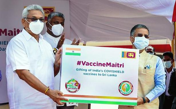 India unlikely to resume 'Vaccine Maitri' for neighbours before July | Latest News Live | Find the all top headlines, breaking news for free online April 29, 2021