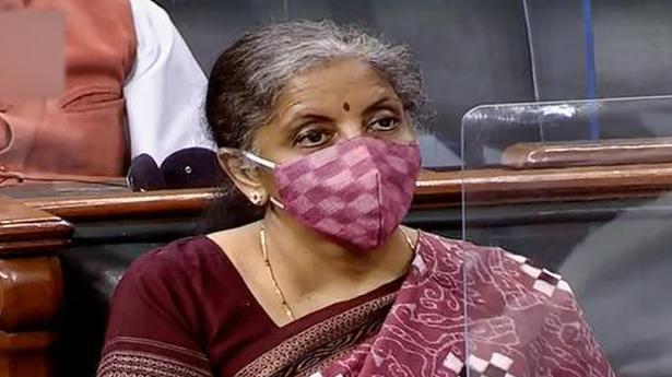 Nirmala Sitharaman rebuts Opposition criticism on 'act of God' remark