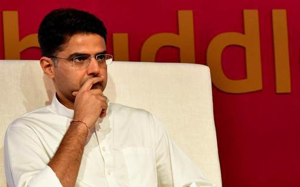 Rajasthan political crisis | Sachin Pilot sacked as Deputy Chief Minister, State Congress chief
