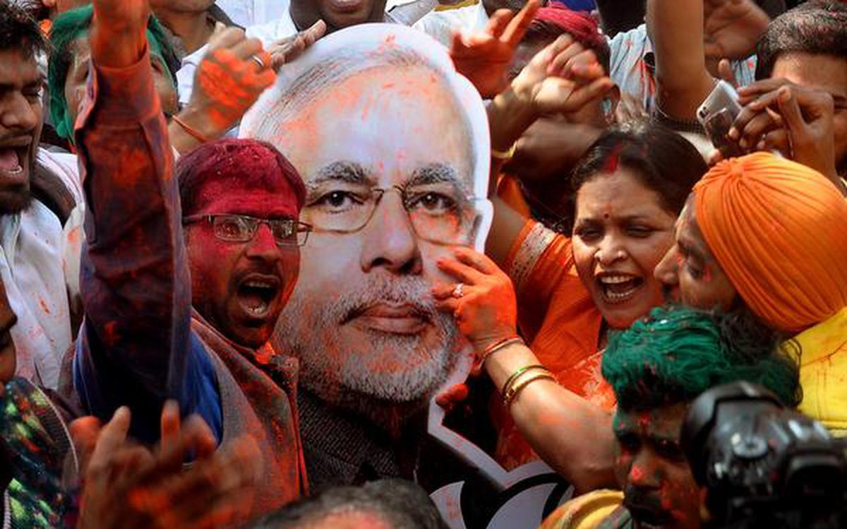 Pre-poll survey: Advantage NDA, but alliance could just fall