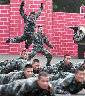 India China Set To Resume Drill The Hindu