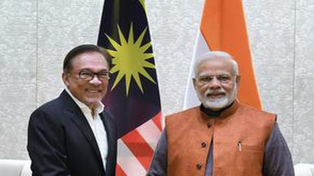 Image result for Malaysian MP calls on Modi