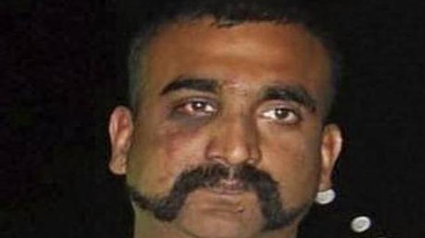 Wing Commander Abhinandan to be awarded Vir Chakra - The Hindu