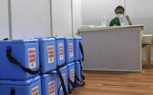 COVID-19 vaccination | 1.48 lakh persons get the shot on Day 3, adverse events touch 580