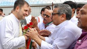 Rahul Gandhi granted bail in 'Modi' surname jibe case