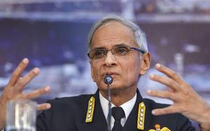 We are watching movements in the Indian Ocean Region: Navy Chief