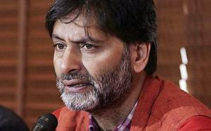 Delhi Court takes cognisance of charge sheet against JKLF chief Yasin Malik