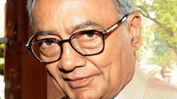 Shouldn't Modi, Adityanath be under quarantine too, asks Digvijaya Singh