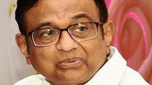 I'm 74 years young, says Chidambaram