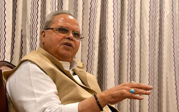 We took a calculated risk to hold the local body elections in J&K, says Governor Satya Pal Malik