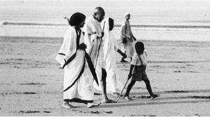 Mahatma Gandhi: An environmentalist by nature
